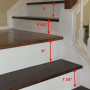 Uneven Stair Risers
