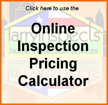 Online Inspection Pricing Calculator